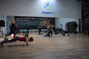 Circuit Training Fantastic Fit 4