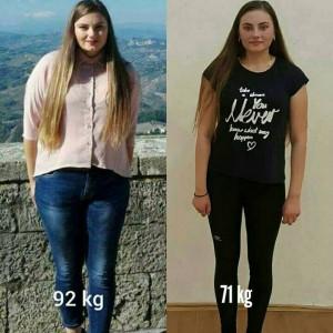 Roxana - rezultat