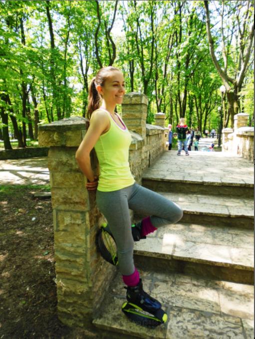 Ioana Doroftea fantastic fit