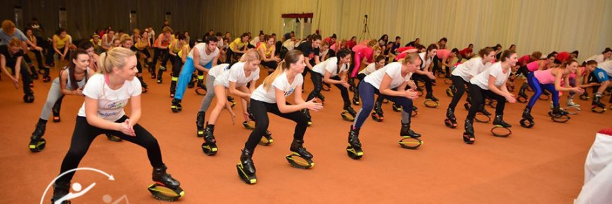 Master class Kinga Sebestyen in Iasi la Fantastic Fit