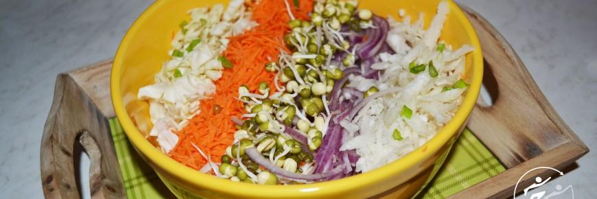 salata de legume fantastic fit