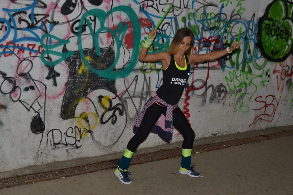 POUND rockout workout fantastic fit iasi 1