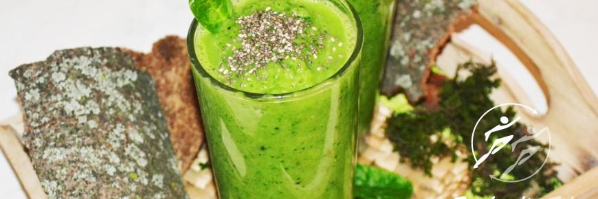 smoothie verde fantastic fit