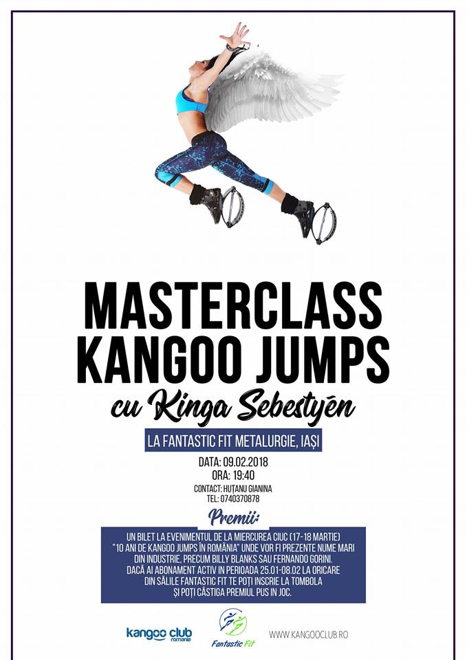 kangoo jumps kinga sebestyen master class fantastic fit