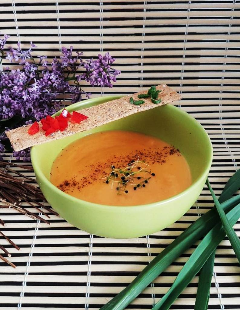 supa crema de legume fantastic fit