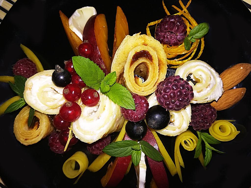 clatita cu fructe fantastic fit