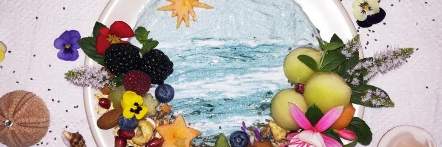 iaurt cu fulgi si fructe fantastic fit